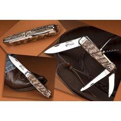 Couteau de chasse Le Pionnier - Bélier