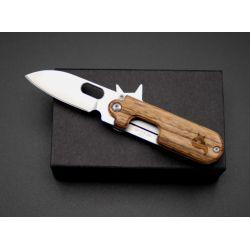 Couteau Bean Gen2 Black Fox